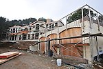 The Roelandts' concrete build