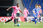 Midfielder Hugo Leonardo Serejo in action during the AFC Champions League 2017 Group E match between Ulsan Hyundai FC (KOR) vs Kashima Antlers (JPN) at the Ulsan Munsu Football Stadium on 26 April 2017, in Ulsan, South Korea. Photo by Yu Chun Christopher Wong / Power Sport Images