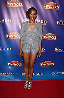 """LOS ANGELES - MAY 2:  Erica Ash at the """"The Bodyguard"""" Play Opening at the Pantages Theater on May 2, 2017 in Los Angeles, CA"""