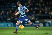Scott Kashket of Wycombe Wanderers scores his second goal during the Sky Bet League 2 match between Wycombe Wanderers and Hartlepool United at Adams Park, High Wycombe, England on 26 November 2016. Photo by Andy Rowland / PRiME Media Images.