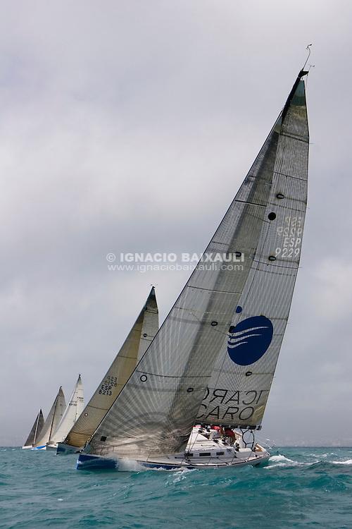 Icaro - V Hublot PALMAVELA - Rela Club Náutico de Palma - 18-20/4/2008 - Palma de Mallorca - Baleares - España