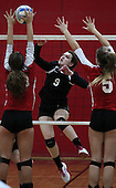 Oakland Christian at Lutheran Northwest, volleyball, 11/6/15
