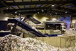 Community waste recycling - Milton Keynes