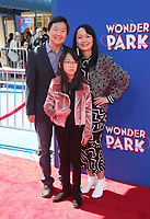LOS ANGELES, CA - MARCH 10: Ken Jeong, Tran Jeong, at the premiere of Paramount Animation and Nickelodeon's Wonder Park at the Regency Village Theatre in Westwood, California on March 10, 2019. <br /> CAP/MPIFS<br /> &copy;MPIFS/Capital Pictures