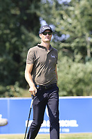 Sebastian Heisele (GER) walks off the 12th tee during Saturday's Round 3 of the Porsche European Open 2018 held at Green Eagle Golf Courses, Hamburg Germany. 28th July 2018.<br /> Picture: Eoin Clarke | Golffile<br /> <br /> <br /> All photos usage must carry mandatory copyright credit (&copy; Golffile | Eoin Clarke)