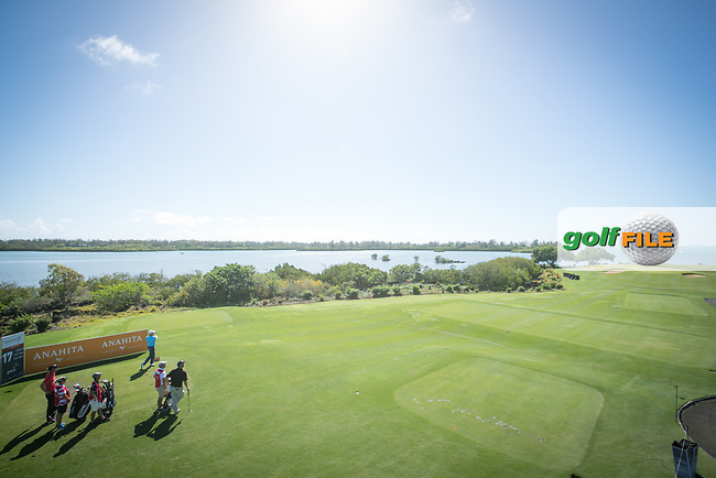 David Drysdale (SCO) during the 1st round of the AfrAsia Bank Mauritius Open, Four Seasons Golf Club Mauritius at Anahita, Beau Champ, Mauritius. 29/11/2018<br /> Picture: Golffile | Mark Sampson<br /> <br /> <br /> All photo usage must carry mandatory copyright credit (© Golffile | Mark Sampson)