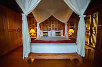 Thailand, Koh Phangan Island. Santhiya Resort.