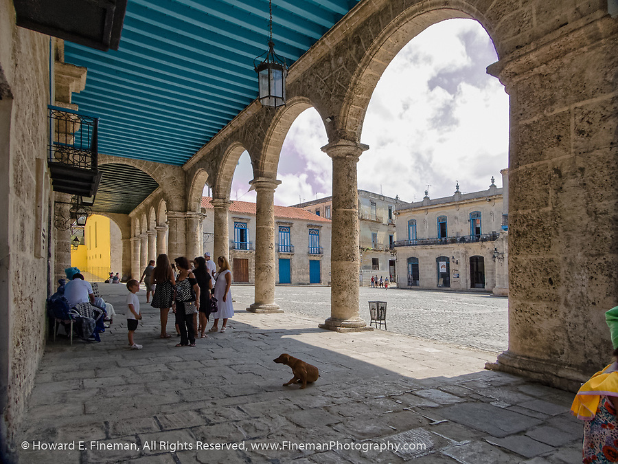 Plaza de la Cathedral, Old Havana