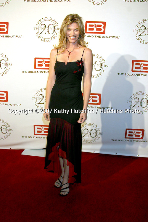 Tracy Melchior.The Bold & The Beautiful 20th Anniversary Party.Two Rodeo Drive.Beverly Hills, CA.March 25, 2007.©2007 Kathy Hutchins / Hutchins Photo.