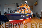 The miniature replica All Weather Lifeboat donated to Fenit RNLI on Friday by Englishman Keith Baxter.