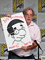 7/20/19 - San Diego: 2019 Comic-Con - Fox Shows