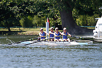 Race: 131 Event: A4+ Quarter-Final - Imperial Coll vs Bath Univ<br /> <br /> Henley Women's Regatta 2017<br /> <br /> To purchase this photo, or to see pricing information for Prints and Downloads, click the blue 'Add to Cart' button at the top-right of the page.