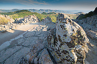 Kokino megalitihic solar and lunar observatory, Mt. Tatikjev Kamen, Macedonia Bronze Age site 3800 years old, UNESCO World Heritage Site