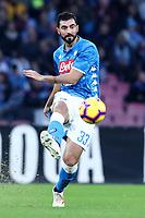 Raul Albiol Napoli<br /> Napoli 22-12-2018  Stadio San Paolo <br /> Football Campionato Serie A 2018/2019 <br /> Napoli - Spal<br /> Foto Cesare Purini / Insidefoto