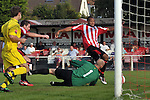 01/10/2011 - AFC Hornchurch Vs Wingate and Finchley - Ryman Premier League - The Stadium - Essex
