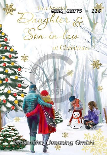 John, CHRISTMAS LANDSCAPES, WEIHNACHTEN WINTERLANDSCHAFTEN, NAVIDAD PAISAJES DE INVIERNO, paintings+++++,GBHSSXC75-116,#xl#