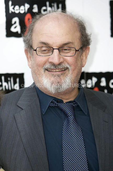"WWW.ACEPIXS.COM . . . . .  ..... . . . . US SALES ONLY . . . . .....May 27 2010, London....Salman Rushdie at the ""Keep A Child Alive Black Ball"" fundraiser on May 27 2010 in London....Please byline: FAMOUS-ACE PICTURES... . . . .  ....Ace Pictures, Inc:  ..Tel: (212) 243-8787..e-mail: info@acepixs.com..web: http://www.acepixs.com"
