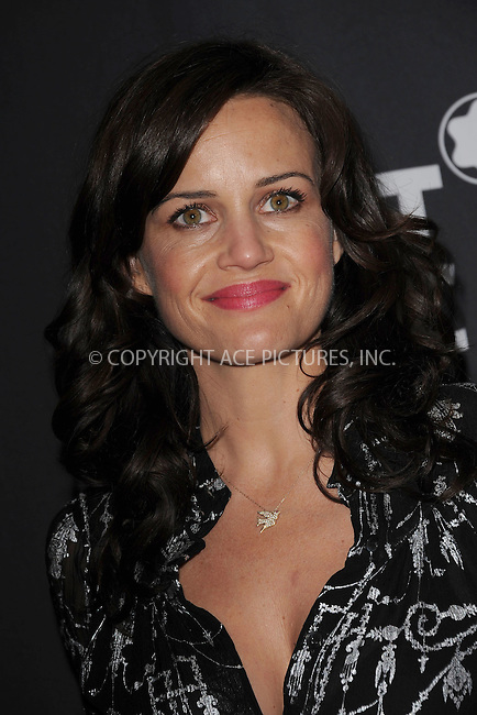WWW.ACEPIXS.COM . . . . . .November 14, 2011, New York City.....Carla Gugino attends the 10th Anniversary Montblanc '24 Hour Plays On Broadway' after party at B.B. King Blues Club & Grill on November 14, 2011 in New York City. . ..Please byline: KRISTIN CALLAHAN - ACEPIXS.COM.. . . . . . ..Ace Pictures, Inc: ..tel: (212) 243 8787 or (646) 769 0430..e-mail: info@acepixs.com..web: http://www.acepixs.com .