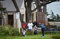 Adri Aarnaus (ESP) watches his tee shot on 11 during round 3 of the 2019 US Open, Pebble Beach Golf Links, Monterrey, California, USA. 6/15/2019.<br /> Picture: Golffile | Ken Murray<br /> <br /> All photo usage must carry mandatory copyright credit (© Golffile | Ken Murray)