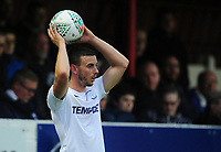 Preston North End's Marnick Vermijl<br /> <br /> Photographer Kevin Barnes/CameraSport<br /> <br /> The Carabao Cup - Accrington Stanley v Preston North End - Tuesday 8th August 2017 - Crown Ground - Accrington<br />  <br /> World Copyright &copy; 2017 CameraSport. All rights reserved. 43 Linden Ave. Countesthorpe. Leicester. England. LE8 5PG - Tel: +44 (0) 116 277 4147 - admin@camerasport.com - www.camerasport.com