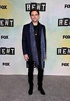 "08 January 2019 - Los Angeles, California - Brennin Hunt. FOX Hosts ""RENT"" Press Junket held at the FOX Lot. Photo Credit: Faye Sadou/AdMedia"
