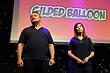 Gilded Balloon Press Launch 2019 at the Edinburgh Festival Fringe. The Gilded Balloon presents a showcase of a number of productions and acts to launch their Fringe 2019, Teviot Row House, Bristo Square, Edinburgh. Picture shows:
