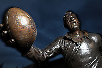 170705 Rugby Union - Colin Meads Statue