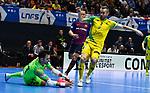 2019-03-01 Copa de España LNFS - Barça Lassa 3vs0 Jaen P Interior