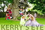 Hannah O'Connell and Lilly The Lavender Fairy with  Clara The Courage Fairy, Ruby The Rainbow Fairy, , Smiling The Tooth Fairy, Tinkerbell Launch the Kilflynn Enchanted Fairy Festival on the 25th and 26th June  from 12noon