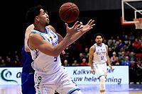 GRONINGEN - Basketbal, Donar - Den Helder, Dutch Basketbal League, seizoen 2019-2020, 09-02-2020,  Donar speler