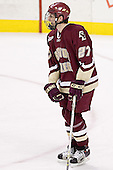 Andrew Orpik - The Boston University Terriers defeated the Boston College Eagles 2-1 in overtime in the March 18, 2006 Hockey East Final at the TD Banknorth Garden in Boston, MA.