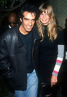 David Copperfield, Claudia Schiffer, 1991, Photo By Michael Ferguson/PHOTOlink