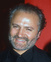 Gianni Versace 1989<br /> Photo By John Barrett/PHOTOlink.