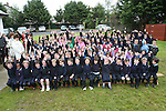 Students at the Official Opening of the new extension at Callystown National School...Photo NEWSFILE/Jenny Matthews.(Photo credit should read Jenny Matthews/NEWSFILE)....This Picture has been sent you under the condtions enclosed by:.Newsfile Ltd..The Studio,.Millmount Abbey,.Drogheda,.Co Meath..Ireland..Tel: +353(0)41-9871240.Fax: +353(0)41-9871260.GSM: +353(0)86-2500958.email: pictures@newsfile.ie.www.newsfile.ie.FTP: 193.120.102.198.