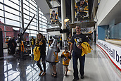 8th June 2017, Pittsburgh, PA, USA; General view as fans enter the arena before Game Five of the 2017 NHL Stanley Cup Final between the Nashville Predators and the Pittsburgh Penguins on June 8, 2017, at PPG Paints Arena