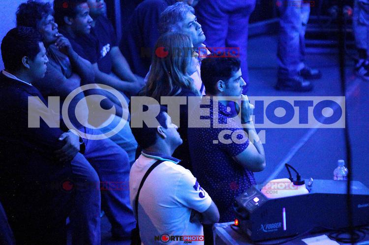 papas de yuridia y novio Matias..Yuridia durante su concierto en el Poliforum de Leon Guanajuato,20 octubre 2013.<br /> (*Foto:TiradorTercero/NortePhoto*)<br /> YURIDIA GAXIOLA
