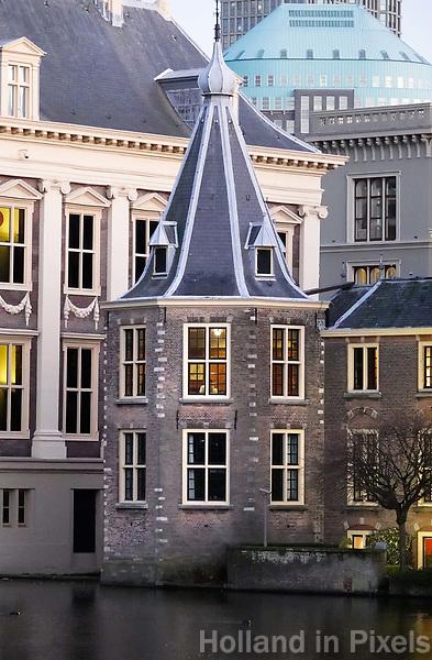 Nederland -  Den Haag - 4  december 2017. Het Torentje aan de Hofvijver. Berlinda van Dam / Hollandse Hoogte
