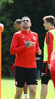 Omar Mascarell (Eintracht Frankfurt) - 01.05.2018: Eintracht Frankfurt Training, Commerzbank Arena