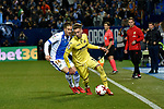 Leganes vs Villarreal Samu Castillejo during Copa del Rey match. 20180104.