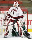 Laura Bellamy (Harvard - 1) (Nanji) - The visiting Dartmouth College Big Green defeated the Harvard University Crimson 3-2 on Wednesday, November 23, 2011, at Bright Hockey Center in Cambridge, Massachusetts.