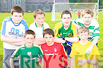 Competing in the St Brendan's College Killarney sports day on Friday was front row l-r: Evan Doherty, Rory O'Riordan, Aidan Burns. Back row: Eoin Moynihan, David O'Connor, Jacob O'Keeffe and Christian Roben    Copyright Kerry's Eye 2008