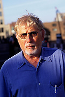 Montreal (Qc) CANADA - 1994 File Photo of Canadian Film maker Gilles Carle who passed aways November 28, 2009 at 80 after fighting Parkinson disease for the over 10 years