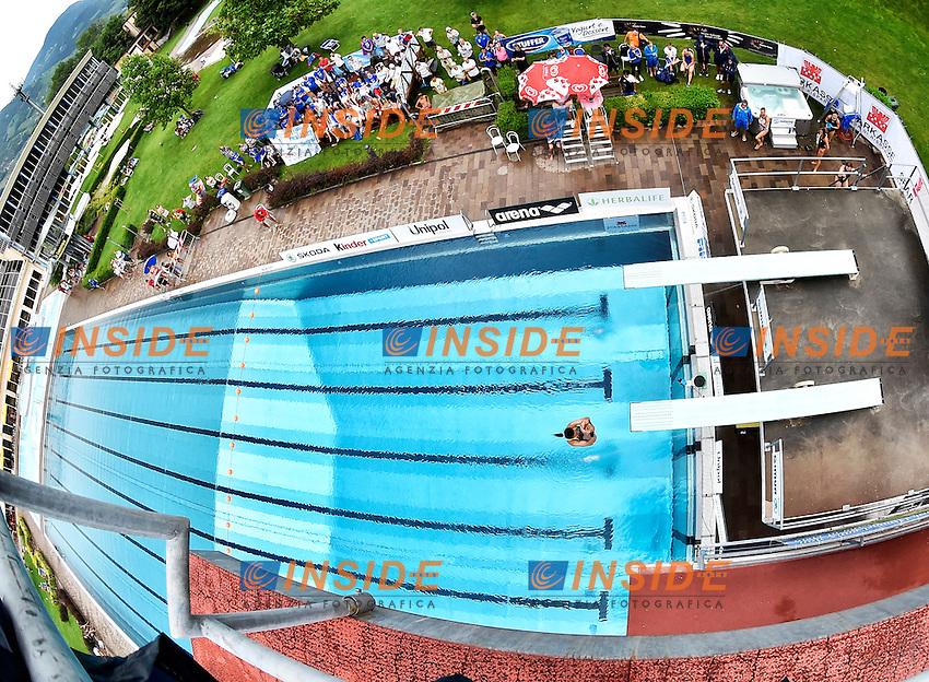 3m Springboard Women Semi-Final - Trampolino 3m Donne Semifinale <br /> Bolzano 02-08-2014 <br /> 20 Fina Diving Grand Prix <br /> Photo Andrea Staccioli/Insidefoto