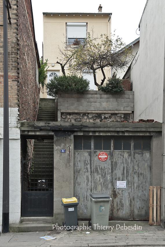 Issy les Moulineaux, 2006, Quartier Les Epinettes - Le Fort