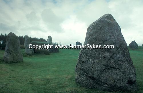 East Aquhorthies, Inverurie, Aberdeenshire. Scotland UK