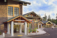 Medical complex in Gig Harbor, Washington