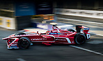 Jerome d'Ambrosio of Belgium from DRAGON  competes in the FIA Formula E Hong Kong E-Prix Round 1 at the Central Harbourfront Circuit on 02 December 2017 in Hong Kong, Hong Kong. Photo by Marcio Rodrigo Machado / Power Sport Images