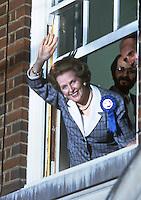 Margaret Tatcher dies aged 87 - Archives photos