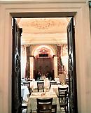 AUSTRIA, Vienna, interior of Vestibul restaurant, people dining in background