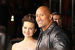 "CARLA GUGINO, DWAYNE JOHNSON. World Premiere of CBS Films' ""Faster,"" at Grauman's Chinese Theatre. Hollywood, CA, USA. November 22, 2010. ©CelphImage"